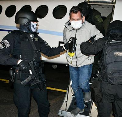 Dejan sin efecto la detención domiciliaria del excoronel Medina