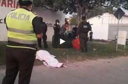 Una-mujer-muere-atropellada-y-su-bebe-queda-en-coma-