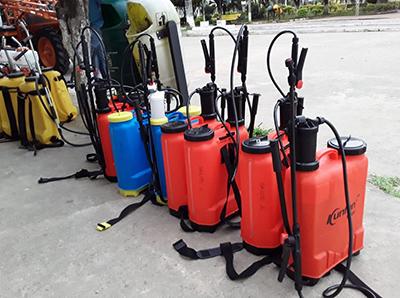 La CAO se une a desinfectar 3.600 kilómetros en calles