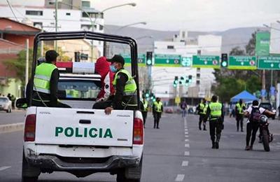 La Policía reporta 526 arrestados y 168 vehículos retenidos en todo el país