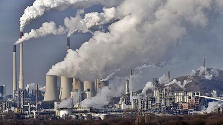 ONU: parón industrial por el COVID-19 no solucionará el calentamiento global