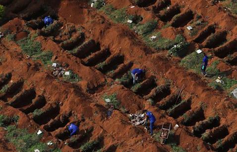 ¿Cómo vive América Latina la pandemia? Días de incertidumbre en la región