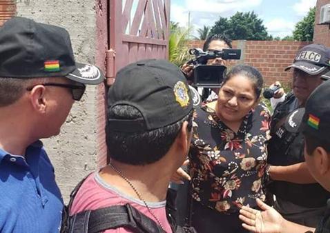 Juez fija audiencia de cesación para dirigente masista implicada en las muertes del barrio Cofadena