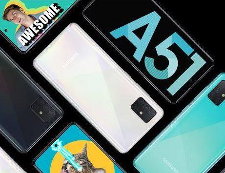 Samsung Galaxy A51, un smartphone dirigido a usuarios intrépidos
