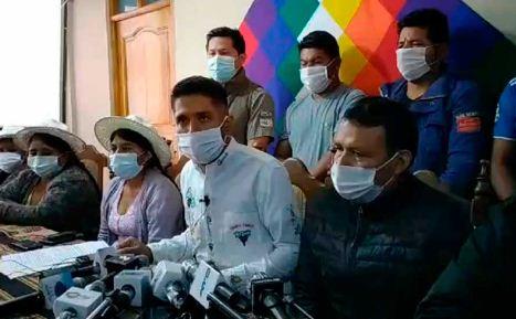 Trópico pide flexibilizar cuarentena y fijar fecha de elecciones 'si no quieren al pueblo movilizado'