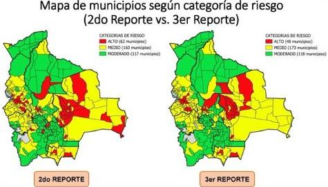 Bajan-de-62-a-48-los-municipios-que-tienen-riesgo-alto-por-coronavirus-en-Bolivia