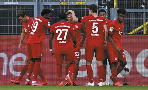 Bayern-cerca-del-titulo,-Haaland-prende-las-alarmas-tras-lesion