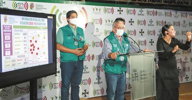 Con-361-casos-nuevos,-Santa-Cruz-ronda-los-5.000-infectados