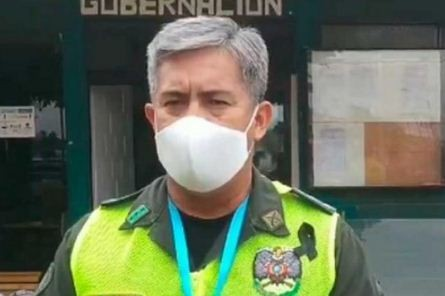 Donan-plasma-convaleciente-para-comandante-de-Policia-