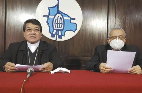 Iglesia hace dura crítica a corrupción en caso respiradores
