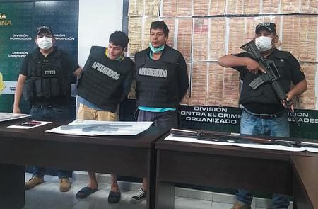 Enterraron 571 mil bolivianos robados a ingenio arrocero