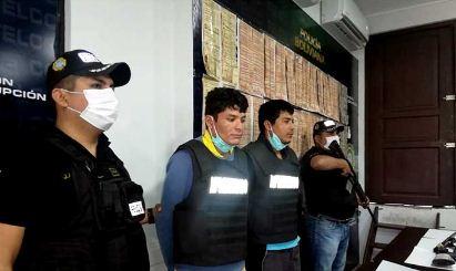 Capturan-a-delincuentes-que-robaron-medio-millon-de-bolivianos-de-ingenio-arrocero