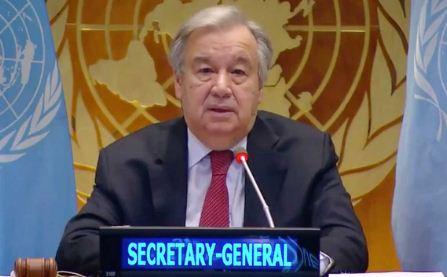 Secretario General de la ONU recibe con beneplácito acuerdo electoral en Bolivia