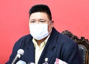 Choque: 'Evo Morales pesa en el MAS y la política de Bolivia'