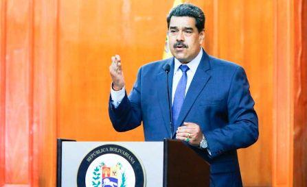 Maduro da 72 horas a embajadora de la Unión Europea para abandonar Venezuela