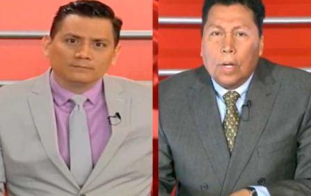 Gigavisión decide repliegue temporal de Junior Arias; denuncia 'maquinación' en su contra