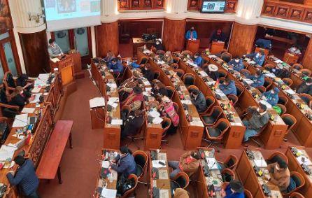 Asamblea sanciona ley para descuento de alquileres y la remite al Ejecutivo para su promulgación
