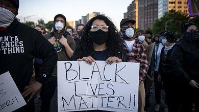 Protestas-en-Corea-del-Sur-y-Japon-por-la-muerte-de-George-Floyd-en-EEUU
