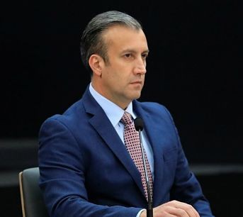 El-ministro-de-Petroleo-de-Venezuela,-Tareck-El-Aissami,-da-positivo-por-coronavirus