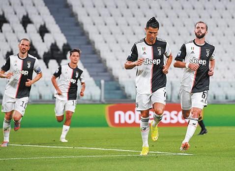 Juventus-busca-sacar-ventaja-de-Atalanta,-su-segundo-escolta
