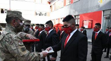 7.679-soldados-se-licencian-y-regresan-a-casa-con-libreta-y-grado;-65-deben-esperar-debido-al-COVID-19