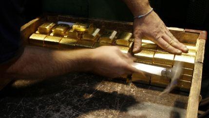 Encuentran-30-kilos-de-oro-en-un-equipaje-diplomatico-de-EAU-en-la-India