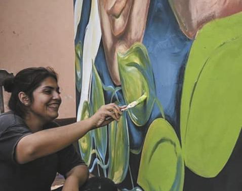 El-AECID-y--Renate-Hollweg-preparan-encuentros-para-muralistas