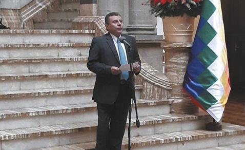 Exsecretario privado de Áñez es destinado a la OEA