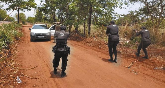 Tiroteo en San Ignacio disparan y matan a cacique