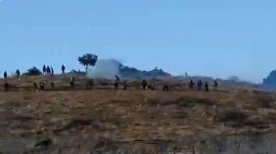 'Autoconvocados' rebasan a las fuerzas del orden y reanudan bloqueos en K'ara K'ara