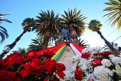 Tarija-celebra-446-anos-de-fundacion-con-simbolico-acto-en-la-plaza-Luis-de-Fuentes