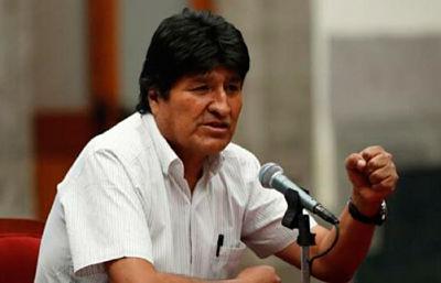 Evo resalta que Áñez haya garantizado las elecciones y pide un acuerdo nacional para relanzar la economía