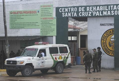Palmasola tiene la tasa más alta de suicidios en Sudamérica