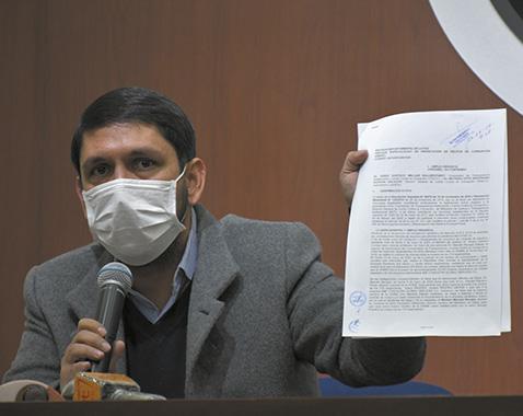 Justicia en cuarentena obstaculiza investigaciones de corrupción