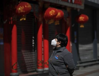 Disminuyen los nuevos casos de coronavirus en China