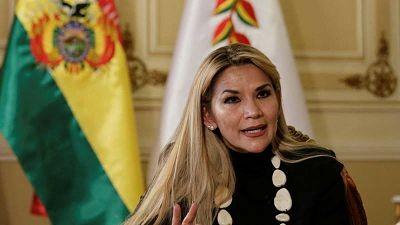 Presidenta-Ánez-afirma-que-Bolivia-tiene-el-camino-del-dialogo-o-el-luto-que-propone-el-MAS