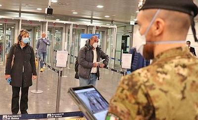 Italia-refuerza-los-controles-a-quienes-lleguen-desde-Espana-y-otros-paises-europeos