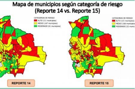 Coronavirus:-Los-municipios-en--riesgo-alto--suben-a-121