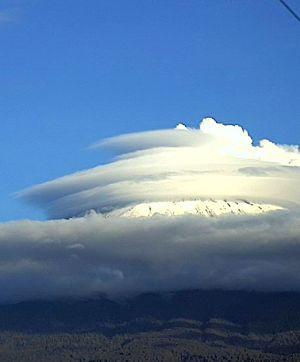 Captan extraños sonidos parecidos a la turbina de un avión provenientes del volcán Popocatépetl en México