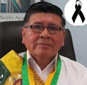 Fallecio-Lidio-Roberto-Mamani,-alcalde-de-Caranavi