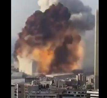 Israel-afirma-que-no-tiene-nada-que-ver-con-la-explosion-en-Beirut