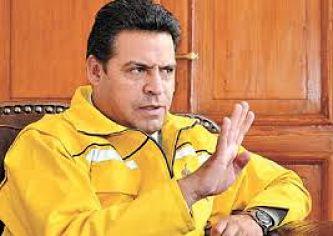 Revilla alerta que La Paz tiene oxígeno medicinal sólo para unas horas más y califica de 'criminal' los bloqueos