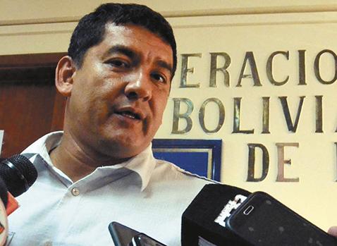 Marcos Rodríguez dispuesto a  candidatear a la presidencia de la FBF