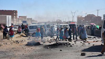 Bolivia reporta ante la OEA al menos 28 decesos por falta de oxígeno en La Paz y Oruro