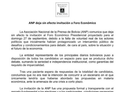 ANP-deja-sin-efecto-invitacion-a-Foro-Economico
