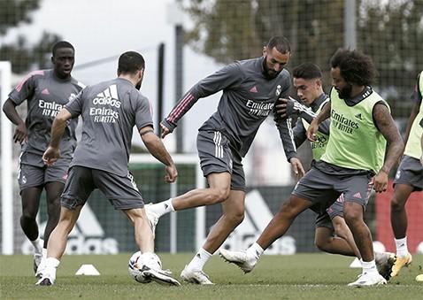 El-Madrid-inicia-defensa-del-titulo-espanol