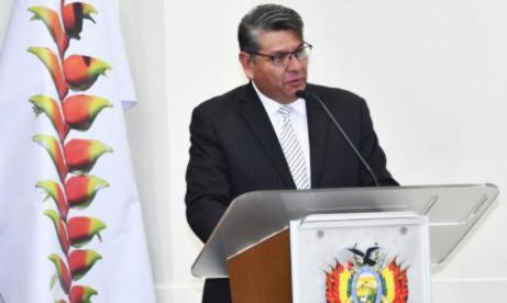 Gobierno denuncia que fiscales buscan diluir acusaciones de estupro contra Evo