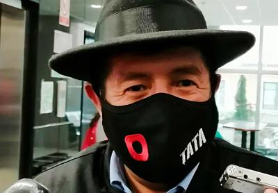 'Tata' Quispe pide proceso penal para Evo por promover reuniones multitudinarias en la pandemia