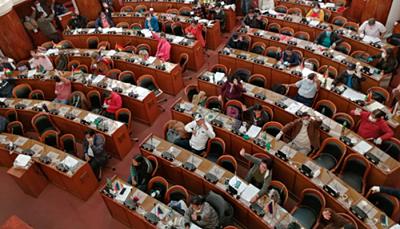 Anuncian rastrillaje a la Cámara de Senadores y Diputados por incremento de casos COVID