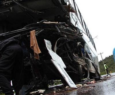 Accidente de tránsito se cobra la vida de cinco personas en la carretera Oruro � Pisiga